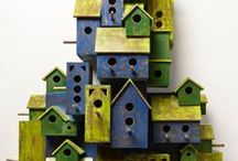 Things I Love - Dovecotes & Birdhouses