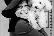 Famous People With Dogs / by Katie VandeBrake
