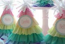 Theme Party Ideas / Fun party themes for every age and occasion. Because who doesn't like to party, right? / by Meagan Paullin