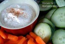 Recipes- condiments, sauces, etc