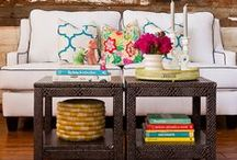 Organize and Decorate / YOUR HOME IS YOUR REFUGE AND SANCTUARY / by Natalie Lim