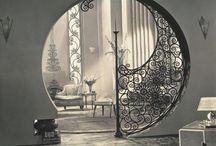 Art Deco / An age of opulent glamour and Fred & Ginger, from 1908-1935 / by Kelly Douglas