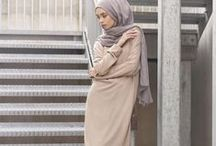 Modest Shirt Dresses '15 / Abayas and modest clothing inspired by summer colours and prints! http://www.inayahcollection.com/