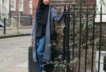 Modest Street Fashion '15