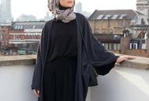 Winter Abayas & Dresses '15