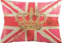Cushion Project - Queen's Birthday (June) / by Sarah Hood