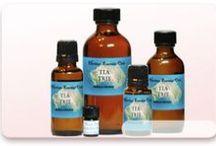 Essential Oils- Tea Tree