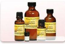 Essential Oils- Lemon