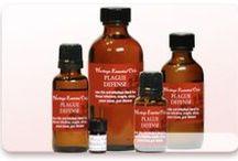 Essential Oils- Plague Defense, Thieves, On Guard