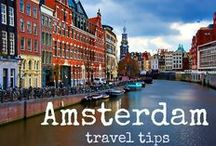 Amsterdam + Netherlands / by Rina Vela Interior Design