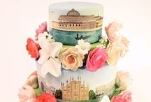 Cakes: Travel and Destination / Travel and destination themed wedding cakes.  #wedding #cake #weddingcake #travelthemedwedding #travelwedding #travelthemedcake #travelthemedweddingcake #travelcake #travelweddingcake #destinationwedding #destinationcake #destinationweddingcake #tropicalwedding #tropicalcake #tropicalweddingcake