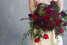 Bouquets: Red and Burgundy / Red and burgundy bridal bouquets. #wedding #weddingbouquet #bridalbouquet #redbouquet #redbridalbouquet #redweddingbouquet #burgundybouquet #burgundybridalbouquet #burgundyweddingbouquet