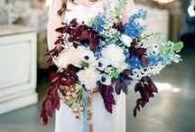 Bouquets: Wild / Wild unstructured bridal bouquets. #wedding #weddingbouquet #bridalbouquet #wildbouquet #wildbridalbouquet #wildweddingbouquet