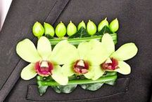Boutonnieres: Tropical / Tropical boutonnieres for you island destination wedding. #boutonnieres #buttonholes #groom #groomflowers #wedding #tropicalweddingt #islandwedding #destinationwedding #tropicalboutonniere #tropicalbuttonhole
