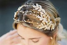 Bridal Headgear: Bandeaus and Headbands / Gorgeous bandeaus an headbands to enhance your bridal style. #wedding #bridal #bridalaccessories #weddingaccessories #headpiece #bridalheadpiece #bridalheadband #bridalbandeau #bridalstyle #bridalhair #weddinghair