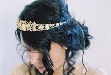 Bridal Headgear: Tiaras / Beautiful tiaras for your fairy tale wedding. #wedding #bridal #bridalaccessories #weddingaccessories #headpiece #bridalheadpiece #bridalstyle #weddingstyle #bridalhair #weddinghair #tiara #bridaltiara #weddingtiara