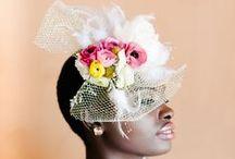 Bridal Headgear: Fascinators / Fascinators to express your personal bridal style. #wedding #bridal #bridalaccessories #weddingaccessories #headpiece #bridalheadpiece #bridalstyle #weddingstyle #bridalhair #weddinghair #fascinator #bridalfascinator #weddingfascinator