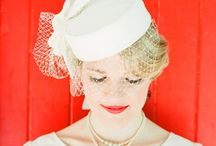 Bridal Headgear: Hats / Chic hats perfect for your special day. #wedding #bridal #bridalaccessories #weddingaccessories #headpiece #bridalheadpiece #bridalstyle #weddingstyle #bridalhair #weddinghair #hat #bridalhat #weddinghat