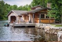Dan's hunting cabin