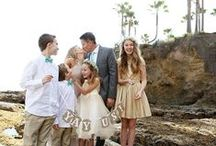 """OUR WEDDING / Our second wedding with our kids was perfect. My hope is """"Once-Again Brides"""" will be inspire by our photos. Photos by Bosh Images"""