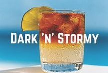 """A """"Dark 'n' Stormy"""" Tour / Rum + Ginger + Lime.. it's a simple equation with a delicious result. Fan of the islands favorite drink? Take a tour of the island and you decide who pours it best. / by Bermuda"""