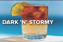 """A """"Dark 'n' Stormy"""" Tour / Rum + Ginger + Lime.. it's a simple equation with a delicious result. Fan of the islands favorite cocktail? Take a tour of the Bermuda island and you decide who pours the Dark 'N' Stormy best."""