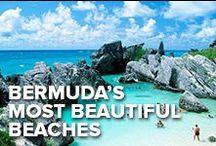 Bermuda's Most Beautiful Beaches / Where turquoise ocean waves crash on pink sand beaches, Bermuda's poetic scenery is hard to resist.