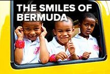Smiles of Bermuda / One of the best things about Bermuda - the people! The island is filled with happy, excited individuals wanting to share 'island life' with you.