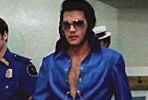 Presley, Elvis Outfits, Guns, Jewelry & Awards 1935-1977 Board #3 / Elvis and his style of dress for concerts, jewelry, glasses, & his many awards, etc. (((PLEASE -Follow me or my boards for unlimited pinning!))))  Thank you!