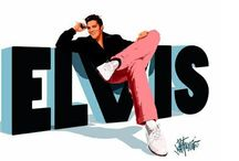 Presley, Elvis Art, Gifs, & Posters. 1935-1977 Board #2 / A collection of various forms of the art of Elvis from several artists and fans. I have no copyright to any of these photos. They are here to look at and enjoy! (((Unlimited Pinning to all Followers!!!))) Thank you!