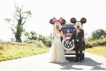 Wedding Mickey & Minnie