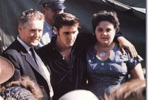 Presley, Elvis & His Family / A collection of Elvis and his family pictures through the years.  (((Please Follow Me Or My Boards For Unlimited Pinning! ))) Thank you!