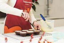 La Tavola delle Feste Tupperware / Apparecchia la tua tavola con i suggerimenti e i prodotti Tupperware. Stupisci i tuoi ospiti con fantasia!