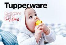 Advertising by Tupperware / Tupperware parla di Tupperware.  Funzionali, coloratissimi e di design, i nostri Prodotti sono la migliore e più efficace pubblicità!
