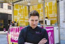 Tupperware Cucina in Città - Tornino / L'Ape Atelier in tour per le più belle piazza italiane vi aspetta con tante sorprese e novità Tupperware!