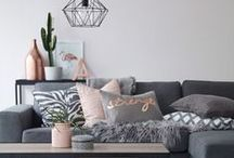 Home Staging - Living Room Ideas