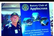 Being a Rotarian / What's involved in becoming and being a Rotarian.