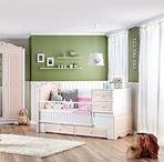 Baby Rooms / Bebek Odaları / Bebek odaları tasarımı ve mobilya grupları.