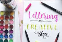 Lettering and Creative Blogs / Creative bloggers are welcome to collaborate. First, FOLLOW this board and FOLLOW my Pinterest account. Then, contact me at hello@lovetistrue.com with your Pinterest handle and request to collaborate. This group board is for sharing blog or social media related post for hand lettering + modern calligraphy + calligraphy, techniques, tips, artist,  and helpful, inspirational information. || You can PIN up to 2 pins per day. One pin of your own and another from one of your creative bloggers. Sharing is caring!