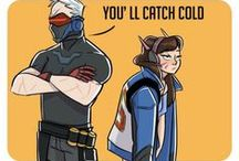 Overwatch / Overwatch, the awesome game by Blizzard :3 Just some memes or awesome fanarts