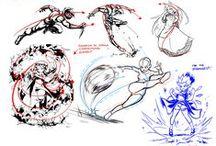 Drawing Tips / Drawing tutoritals and tips