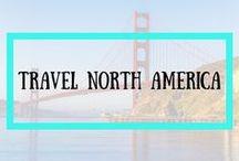 TRAVEL to NORTH AMERICA
