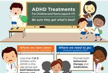 ADHD / ADHD, Attention Deficit Hyperactivity Disorder - Infographic, Video