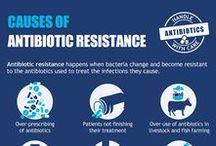 Antibiotic Resistance / Antibiotic Resistance - Infographics, Video