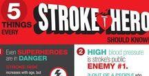 Stroke / Stroke - Infographics