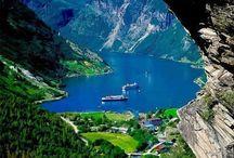 Norway, mountain