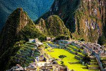 Peru, Machu Picchu Peru