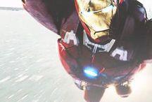 ch : tony stark {aesthetic} / marvel Tony Stark aesthetic