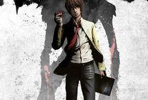 Death Note / Kira i found u.