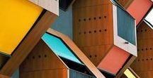 architectures color